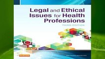 Full version  Legal and Ethical Issues for Health Professions, 3e  Best Sellers Rank : #5
