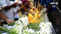 Sri Lanka: prières pour les victimes des attaques de Pâques