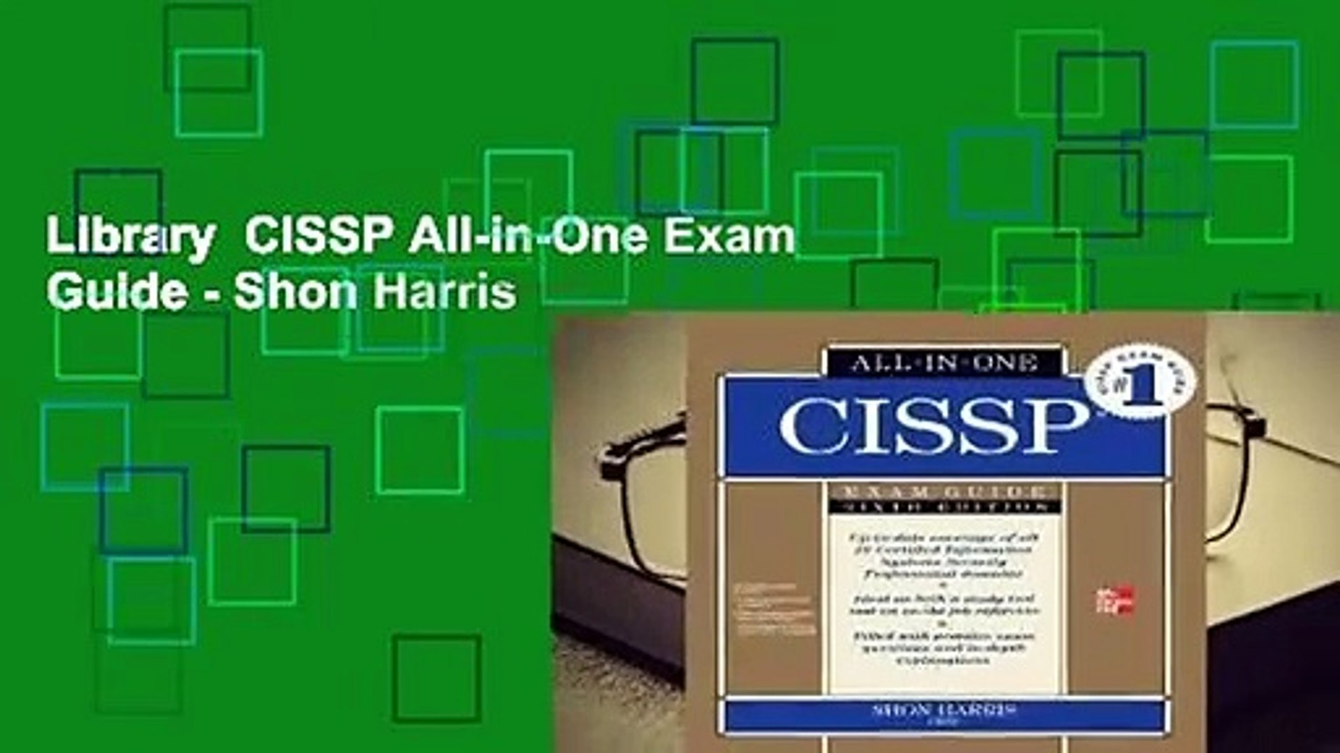 Library CISSP All-in-One Exam Guide - Shon Harris