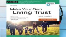 Make Your Own Living Trust  Best Sellers Rank : #1