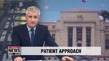 Federal Reserve minutes signal maintaining current patient approach to monetary policy