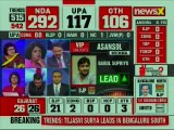 Lok Sabha General Elections Counting Live Updates 2019: YSRCP Leading In Andhra Pradesh
