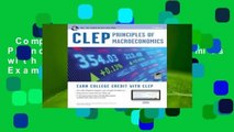 Complete acces  CLEP Principles of Macroeconomics with Online Practice Exams by Richard Sattora
