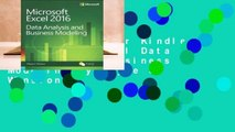 Any Format For Kindle  Microsoft Excel Data Analysis and Business Modeling by Wayne L. Winston