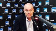 """Franck Manna (BLMA): """"Quoiqu'il arrive ce soir à Villeurbanne, on a fait une très très belle saison !"""""""