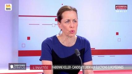 Fabienne Keller - Public Sénat jeudi 23 mai 2019