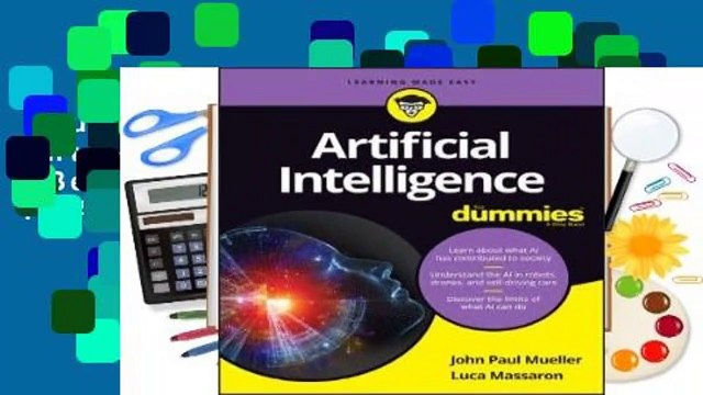 Full E-book  Artificial Intelligence for Dummies  Best Sellers Rank : #3