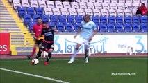 Medipol Başakşehir 1 - 1 Aytemiz Alanyaspor Maçın Geniş Özeti ve Golleri