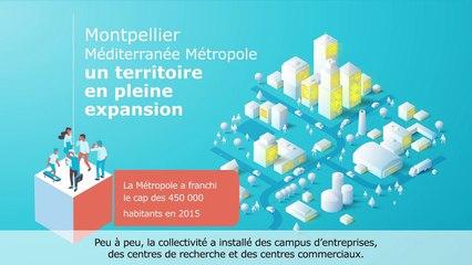Inauguration du bouclage de la rocade électrique de Montpellier