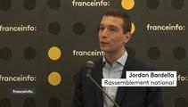 """""""Je veux faire entrer les souverainistes et tous les partis du bon sens au Parlement européen"""", assure Jordan Bardella"""