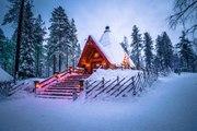 Rovaniemi : le village du père Noël