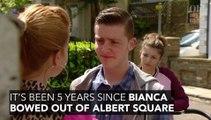 Bianca Jackson Is Headed Back To EastEnders For 'Huge' Storyline