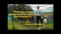 Européennes 2019: ça veut dire quoi pour cette éleveuse d'escargots?