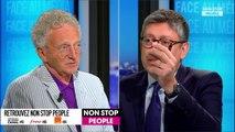 Nelson Monfort: auteur d'un livre sur les ovnis (Exclu Vidéo)