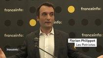 """Elections européennes : """"Je suis le seul à demander à ce que mon mandat soit le plus court possible"""", assure Florian Philppot"""