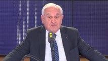"""Soutien à la liste de Nathalie Loiseau : """"Je suis à ma place"""", assure Jean-Pierre Raffarin"""