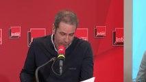 Benoît Hamon fait partie des espèces menacées de disparition - Tanguy Pastureau maltraite l'info