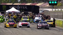 Hansen Brothers Dominate World Rallycross In Catalunya | WRX 2019