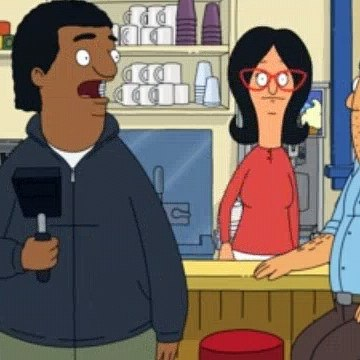 Bob's Burgers S05E02 Tina and the Real Ghost