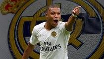 يورو بيبرز: مبابي يريد الانتقال الى ريال مدريد