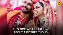 Ranveer Singh pulls a baby filter on Deepika Padukone's picture, we bet it's his cutest post on Instagram