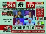 Lok Sabha Election Results 2019: Smriti Irani Leads Over Rahul Gandhi in Amethi