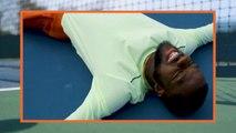 Tennis Star Frances Tiafoe Aces His GQ Fashion Shoot