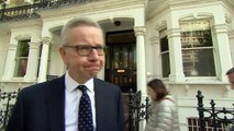 Michael Gove says he will not resign from Cabinet