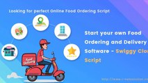 Food Ordering And Delivery Script | Foodpanda Clone - Logicspice