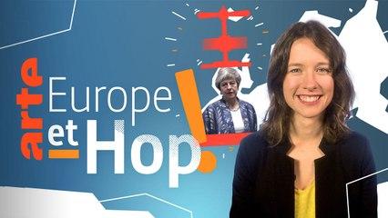 Theresa May pourrait démissionner dès demain - Europe et hop | ARTE