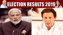 PM Modi को Pakistan PM Imran Khan ने दी इस सदेंश के साथ बधाई | वनइंडिया हिंदी