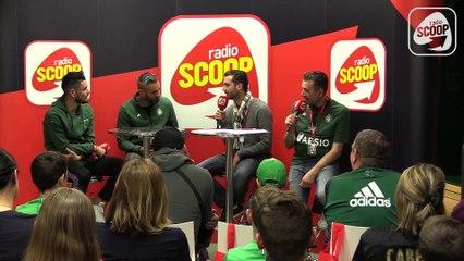 Radio SCOOP - Émission spéciale ASSE avec Loïc Perrin et Rémy Cabella - 5/6