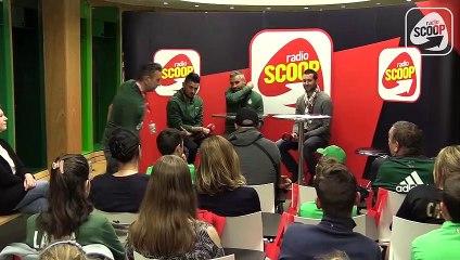 Radio SCOOP - Émission spéciale ASSE avec Loïc Perrin et Rémy Cabella - 6/6