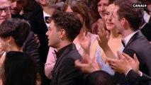 Réactions de fin de projection de Matthias et Maxime de Xavier Dolan - Cannes 2019