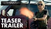 Terminator Dark Fate - Official Teaser Trailer (VO)
