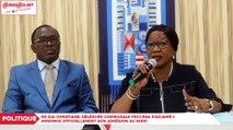 Dr Diaha Christiane, déléguée communale PDCI-RDA d'Adjamé 1 annonce officiellement son adhésion au RHDP