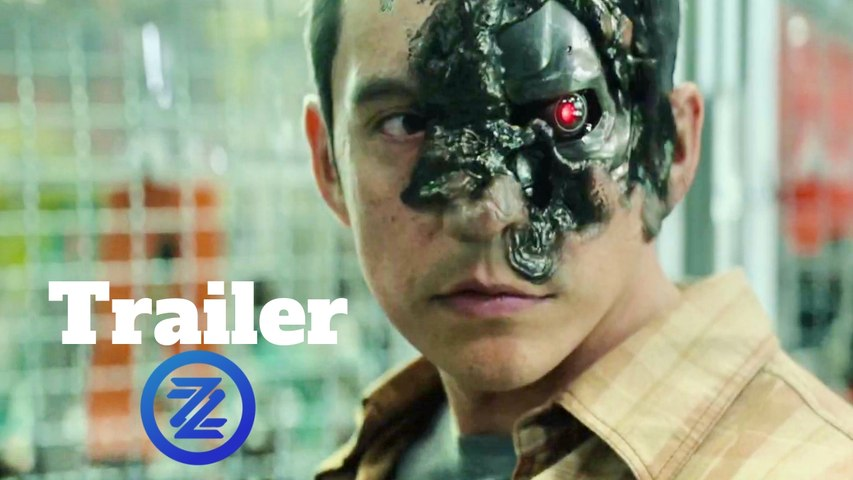 Terminator: Dark Fate Teaser Trailer #1 (2019) Linda Hamilton, Arnold Schwarzenegger Action Movie HD