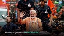 Rahul Gandhi concedes defeat in Amethi, congratulates Smriti Irani and Narendra Modi