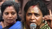 Tamilisai Soundararajan : ஏன் பாஜகவுக்கு வாக்களிக்கவில்லை என தமிழக மக்கள் உணர்வார்கள்-தமிழிசை-வீடியோ