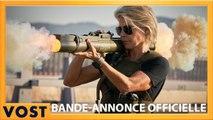 Terminator: Dark Fate Bande-Annonce VOST (Action 2019) Linda Hamilton, Mackenzie Davis