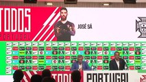 Fernando Santos announces his Portugal squad for the UEFA Nations League