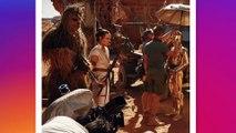 Star Wars 9 : des nouveaux clichés de personnages encore inconnu