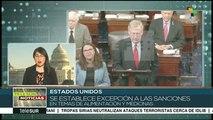 """EE.UU.: Comité del Senado aprueba la llamada """"Ley Verdad"""""""