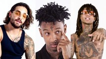 Rae Sremmurd, 21 Savage and More Break Down Their Tattoos | Best of Tattoo Tour