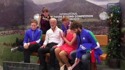 2019 International Adult Figure Skating Competition - Oberstdorf, Germany (10)