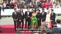 """Cannes: Dolan en mode intimiste avec """"Matthias et Maxime"""""""