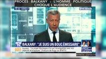 Procès Balkany : l'homme politique choque l'audience
