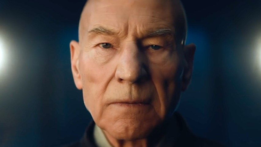 Star Trek: Picard on CBS - Official Teaser Trailer
