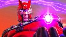 """MARVEL ULTIMATE ALLIANCE 3 THE BLACK ORDER Bande annonce de Gameplay """"X-Men"""""""