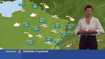 Le temps ce vendredi : temps sec et quelques nuages, températures de saison
